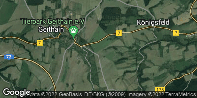 Google Map of Geithain