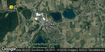 Google Map of Borken
