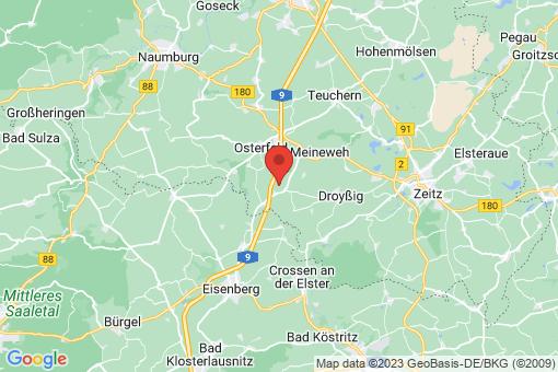 Karte Weickelsdorf