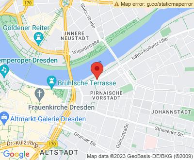 Anfahrt zu Alles Clean 24 Dresden - DE-DD