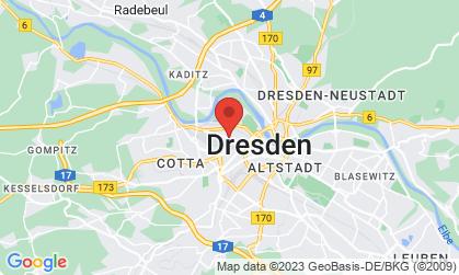 Arbeitsort: Dresden