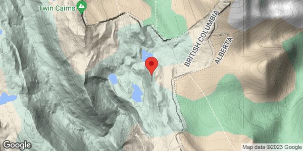 Quartz Ridge/Rock Isle Lake