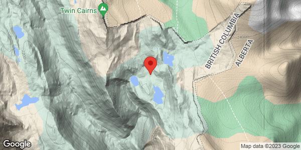 Rock isle lake area
