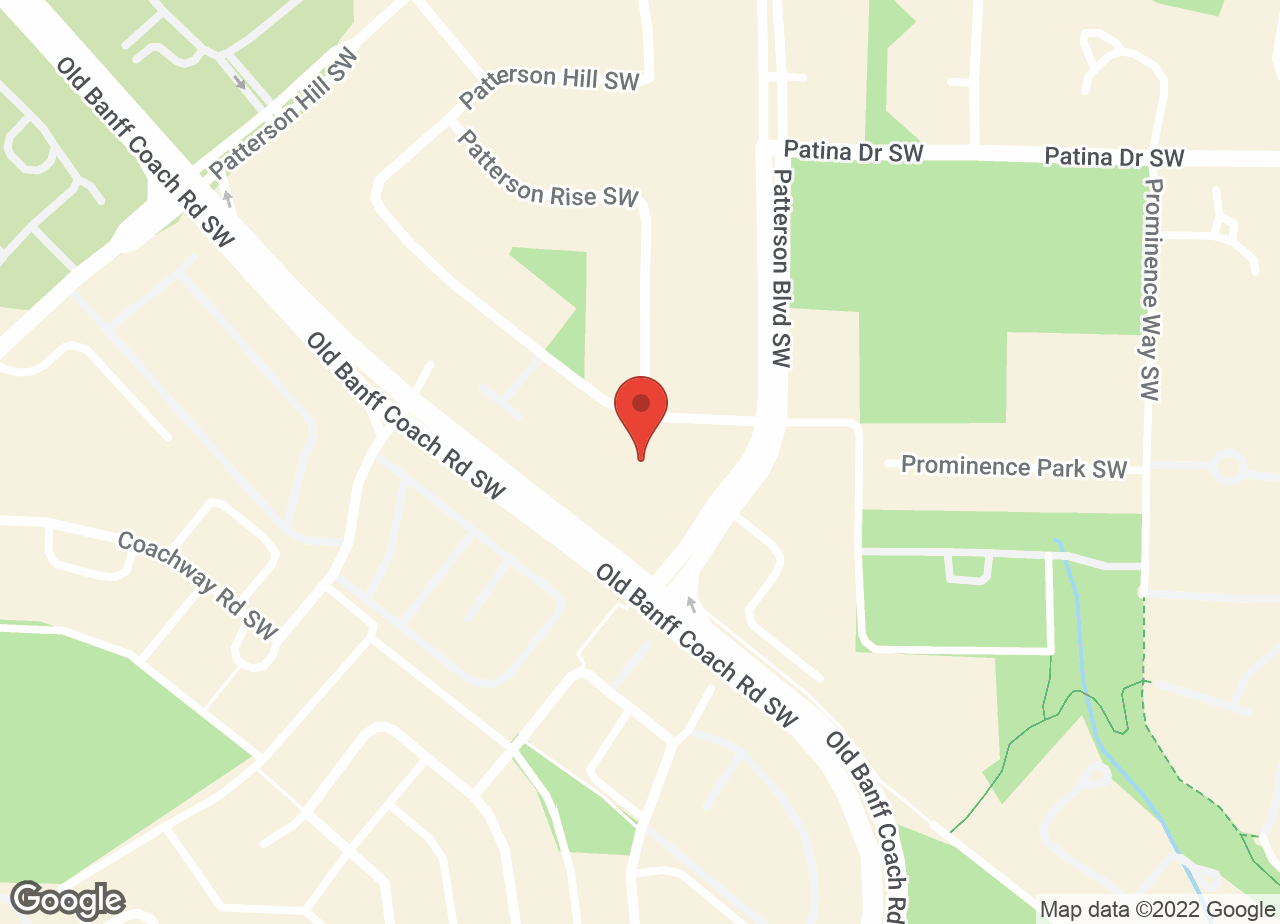 Google Map of Coach Hill Animal Hospital