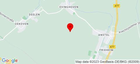 Google Map für Privatzimmer