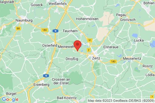 Karte Döschwitz