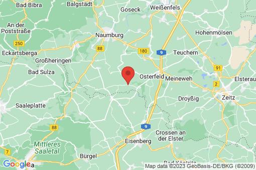 Karte Utenbach