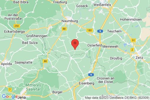 Karte Casekirchen