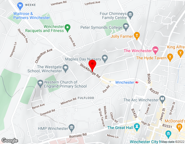 Stockbridge Road, Fulflood, Winchester, Hampshire, South East, England, SO22 6RN, United Kingdom