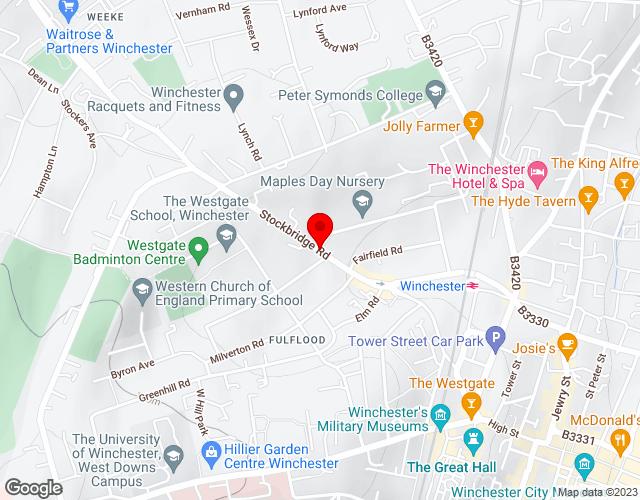 Stockbridge Road, Fulflood, Winchester, Hampshire, South East, England, SO22 6RN, United Kingdom