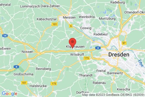 Karte Klipphausen