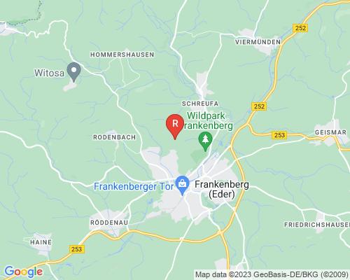 Google Karte von Rohrreinigung Frankenberg