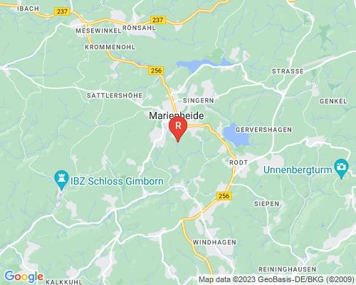 Google Karte von Rohrreinigung Marienheide