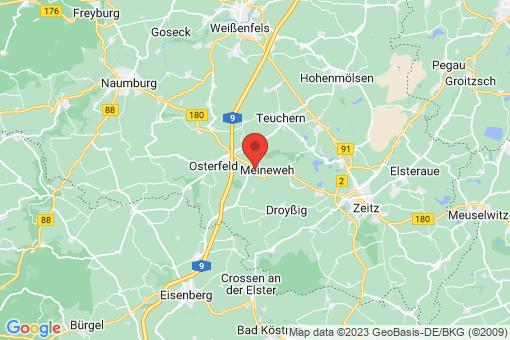 Karte Meineweh