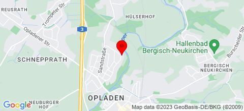 Google Map für Monteurwohnung + Zimmer