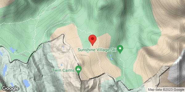 Wawa Ridge (Sunshine)