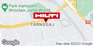 Wyświetl instrukcję Hilti Store Wrocław