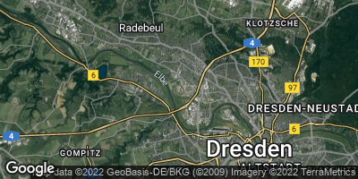Google Map of Stetzsch