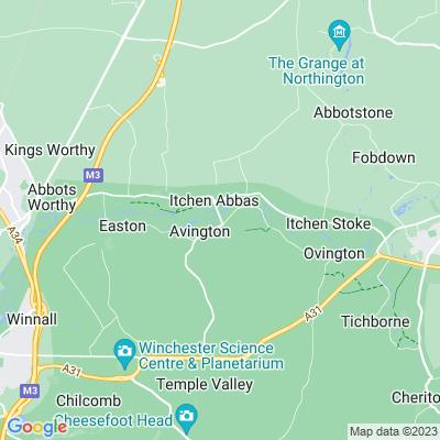 Avington Park Location