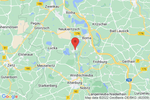 Karte Regis-Breitingen