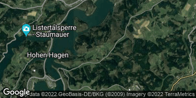 Google Map of Bürberg