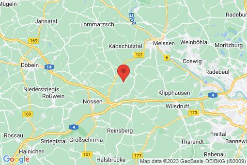 Karte Heynitz