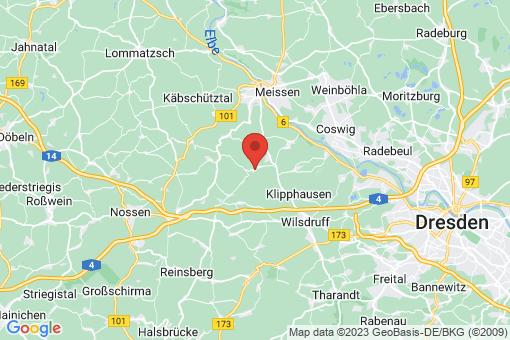 Karte Taubenheim