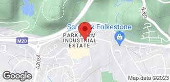 Halfords Folkestone location