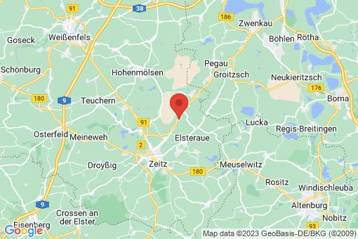 Karte Draschwitz