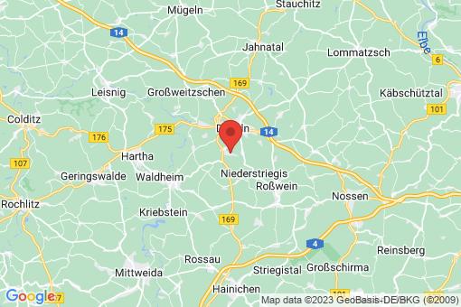 Karte Ebersbach