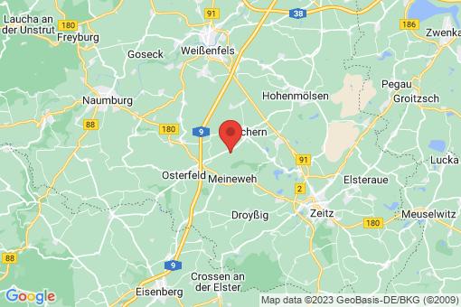 Karte Schelkau