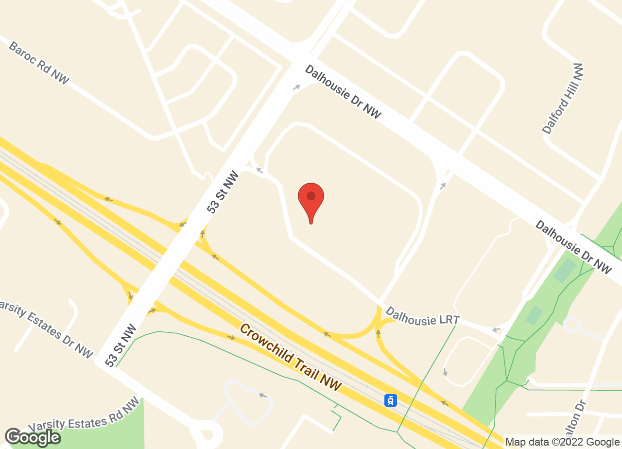 Google Map of Dalhousie Varsity Animal Hospital