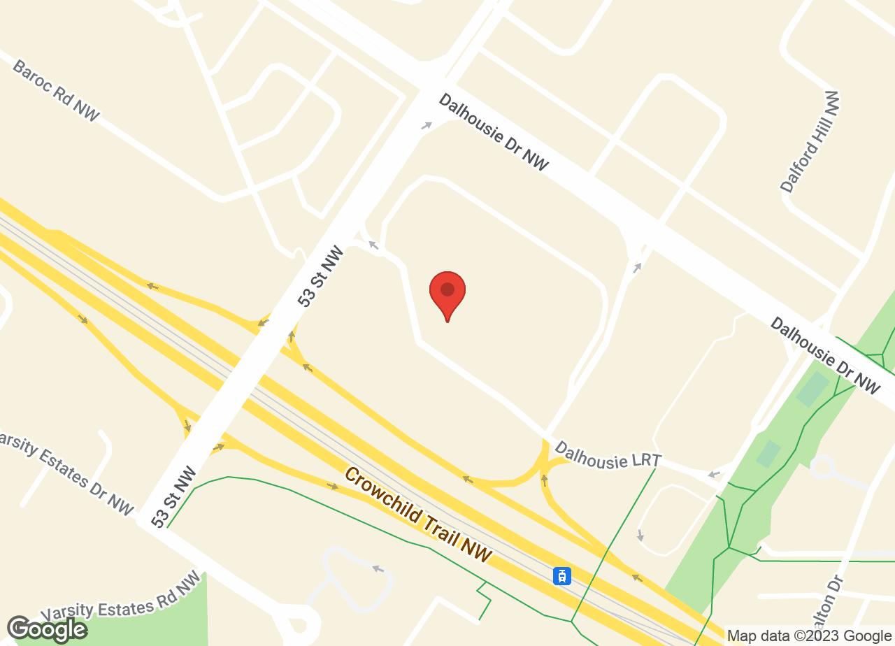 Google Map of Dalhousie Varsity Animal Hospital