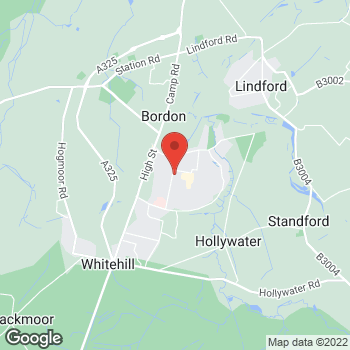 Map of wilko Bordon at The Forest Centre, Bordon,  GU35 0BJ