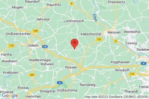 Karte Ketzerbachtal