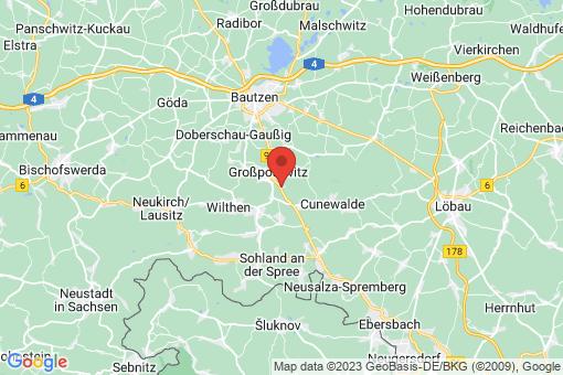Karte Eulowitz
