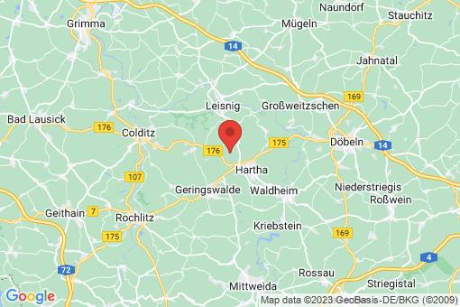 Karte Gersdorf
