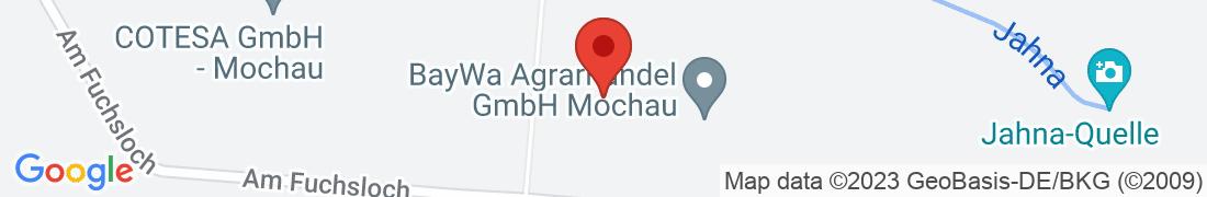 BayWa AG Mochau Anfahrt