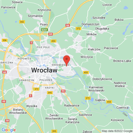 Wroclaw Trophy map