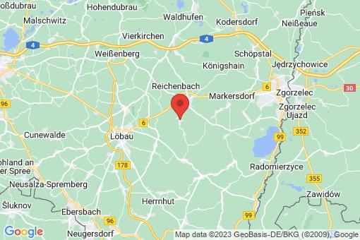 Karte Sohland am Rotstein