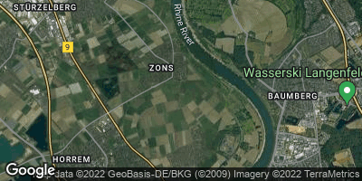Google Map of Zons