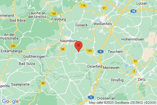 Karte Mertendorf