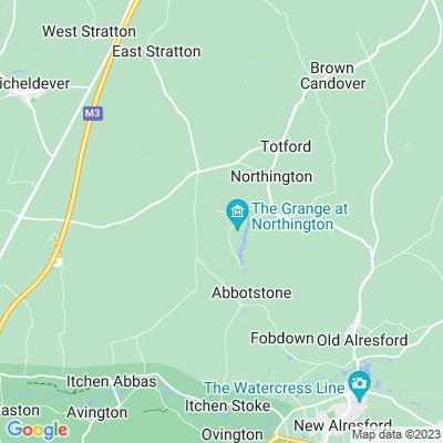 Northington Grange Location