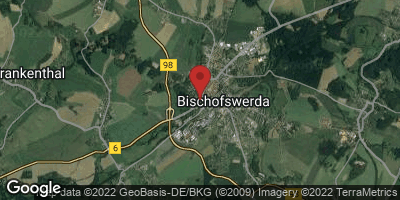 Google Map of Bischofswerda