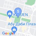 "map for Монумент ""Байтерек"", Астана, Казахстан"