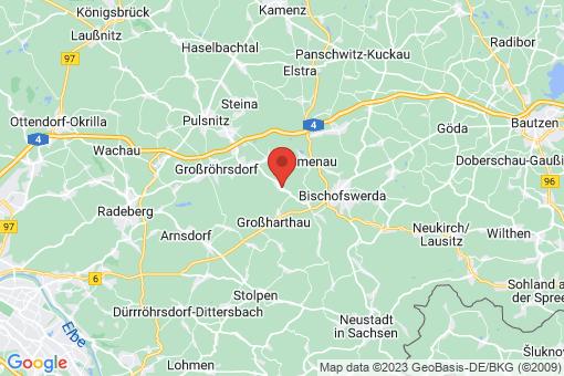 Karte Frankenthal