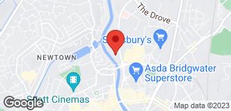 Halfords Bridgwater location