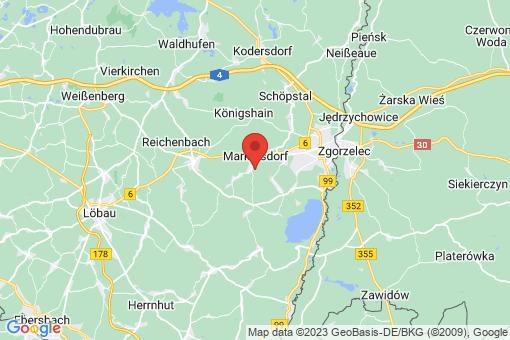 Karte Markersdorf