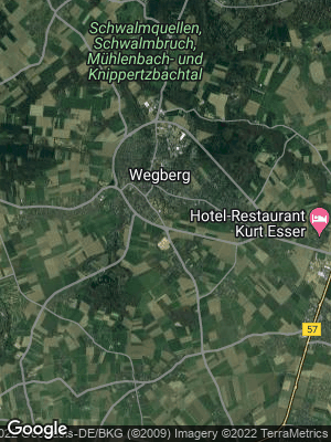 Google Map of Kleingerichhausen