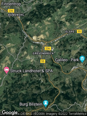 Google Map of Grevenbrück